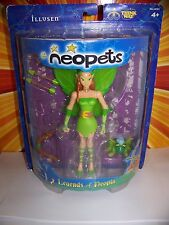 Neopets Illusen Legends of Neopia  Figure Thinkway Toys RARE SHIPS FAST !