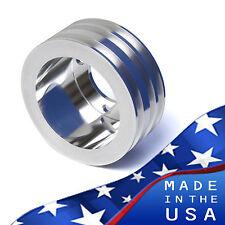 Ford Crankshaft Pulley 289 302 351W 3V Crank SBF A/C Air Conditioning Aluminum