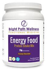 Energy Food Protein Shake - Vegan, Gluten Free, Non GMO - Chocolate