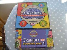 Hasbro Cranium Board Game + BOOSTER BOX