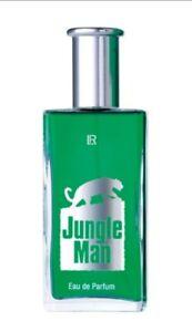 LR Jungle Man Eau de Parfum 50 ml  Topseller | Orientalisch & Würzig |