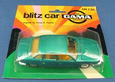 GAMA MINI 9670 - NSU RO 80 - 1:43 - grün - NEU in OVP - Modellauto - Model Car