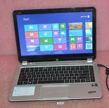 HP Envy TouchSmart Sleekbook 4__Intel i5-3117U @ 1.70 GHz__4GB RAM__500GB HDD.