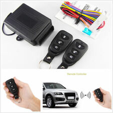 Universal Car Remote Control Alarm Keyless Entry System Anti-theft Door Lock