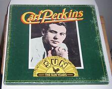 Carl Perkins: The Sun Years - Vinyl Box Set