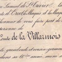 Jacques Aurèle Bon Artur De La Villarmois Château de Trans Pleine-Fougères 1882