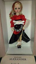 T Is For Tango - 2016 Madame Alexander Doll Club Con.Souvenir Doll FREE SHIPPING
