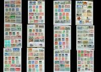 Stamp Collection From France Some Of It's Colonies, Monaco, Free Shipping