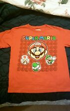 Nintendo Nes Super Mario Brothers t shirt sz 14/16 boys xl