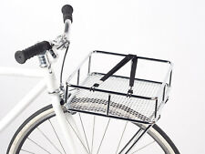 NEW BASKET BIKE RACK PANIER PORTEUR BLB TAKE AWAY CHROME FRONT BICYCLE TRAY