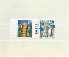 Cept 2000 ** 167-8 Bosnien serbisch Satz Postfrisch siehe scan
