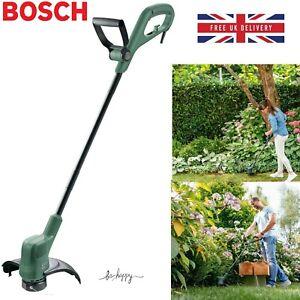 Electric Grass Trimmer Garden Bosch Lawn Heavy Duty Weed Strimmer Cutter 23cm