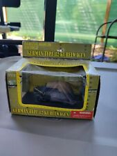 Classic Armor Diecast German Type 82 Kubelwagen Box Shows Wear