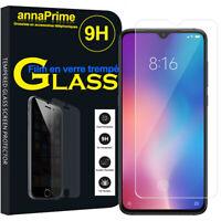 """Lot/ Pack Film Verre Trempé Protecteur Écran pour Xiaomi Mi 9/ Mi9 6.39"""""""