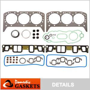 Fits 07-13 Chevrolet Express Silverado GMC Savana Sierra 4.3 OHV Head Gasket Set