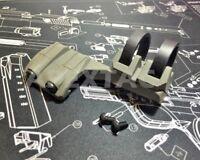 "FMA dropwing 1/"" RING LIGHT flashlight MOUNT For Helmet M571"