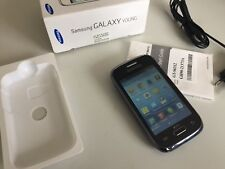 Samsung  Galaxy Young 2 Duos GT-S6312 - 4GB - Blau (Ohne Simlock) Smartphone