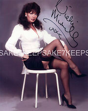 BRITISH ACTRESS VICKY MICHELLE SEXY LEGS NYLONS LEGGY 8 X 10 COLOR PHOTO A-VM1
