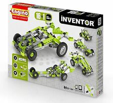 Engino Inventor Series - 16 Model - Cars - construction set