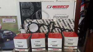 Suzuki GSXR1100 K/L/M/N 1216 Wiseco Piston Kit