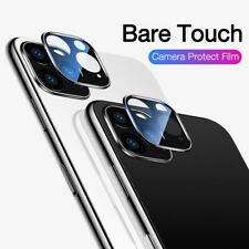 9H Clear Tempered Glass Camera Lens Anti-Scratch Protector For iPhone 11 Pro Max