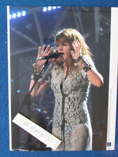 "Original Press Photo - 8""x6"" - Florence and the Machine - 2009"