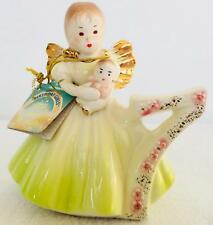 Josef Original 7th Birthday Angel Age 7 With Tag & Label Marked Mint Cond Euc