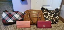 Michael Kors and Dooney Bourke Handbags with Kate Spade and Coach Wallets