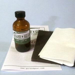 M1 Garand Tung Oil refinishing Kit