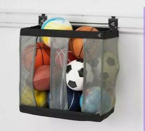 24 In. W Ball Caddy Garage Storage For GearTrack Or GearWall **Brand New**