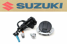 Ignition Switch Lock Set Most 05~17 GSX-R 600 750 1000 Gas Cap (See Notes) #Y51
