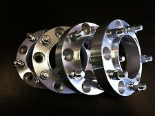 "4 Toyota Tundra TRD Landcruiser Sequoia Wheel Spacers 2"" 5x150 Hub Centric"