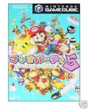 MARIO PARTY 5 Nintendo gamecube GC Import Japan