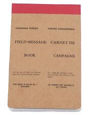 MFH Meldeblock Groß 11 x 17 cm Schreibblock Notizbuch Notizblock Logbuch