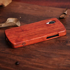 Rosewood Natural Genuine Wood Wooden Back Cover Case For LG Google Nexus 5 Phone