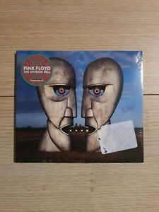 PINK FLOYD (THE DIVISION BELL) 2016 CD