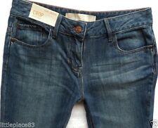 Denim Low Rise Capri, Cropped NEXT Jeans for Women
