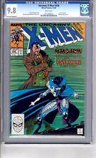 Uncanny X Men #256 1989 9.8 CGC WP '1st...App...PSYLOCKE'! Jim Lee C&A