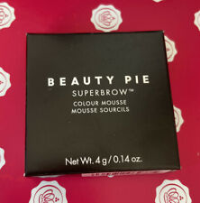 Makeup Beauty Pie Superbrow  Mousse colour Baked Brown RRP £15.00
