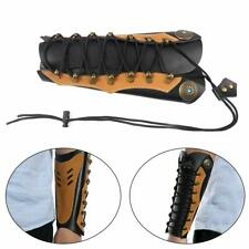 Archery Leather Armguard Traditional Premium Handmade Armguard Protective Gear