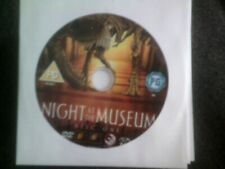 NIGHT AT THE MUSEUM*DVD*BEN STILLER*COMEDY***DISC ONLY***