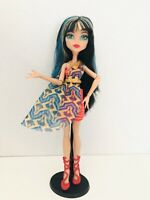 Monster High CLEO DE NILE Dance The Fright Away Doll - Adult Collector-FREESHIP!
