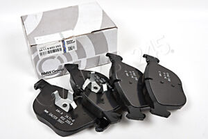 BMW X5 E70 X6 E71 2007- Front Brake Pads Pad Set ORIGINAL OEM