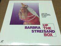 Up the Sand Box Barbra Steisand Laserdisc  LD SEALED BRAND NEW