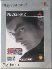 PS2: Tekken Tag Tournament. Original. Completo