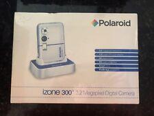Polaroid iZone 300 3.2MP Digital Camera New Complete in Original Box