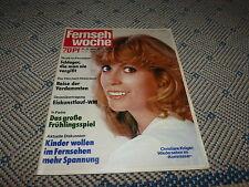 Fernseh Woche Nr. 10/1979