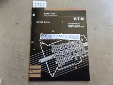 eaton fuller hd fr fro transmissions trsm2400 en us workshop service repair manual