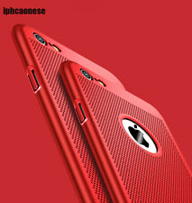 Ultra thin Hard Case Shockproof Matte Slim Cover For Apple iPhone 7 & 7 Plus 6S