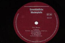 NINI ROSSO - LP Musterplatte Promo VEB Amiga AWA DDR